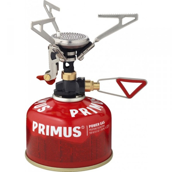 - Primus MicronTrail Stove Reg. Piezo