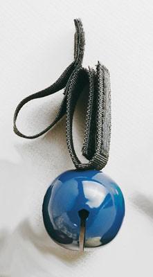 blau - Coghlans Bären Glocke