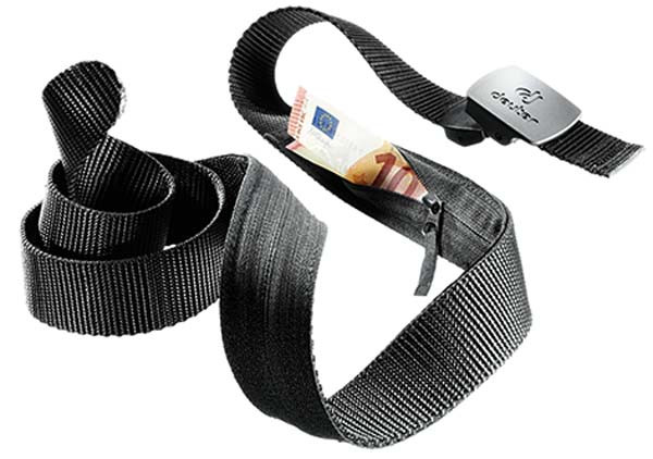 black - Deuter Security Belt