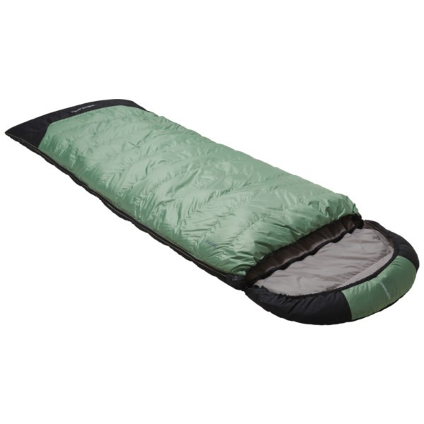 - Nordisk Selma 0° L mineral green/grey/black
