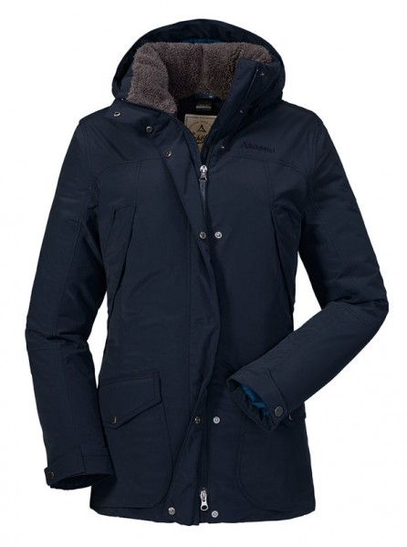 navy blazer - Schöffel Insulated Jacket Tingri