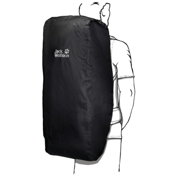 - Jack Wolfskin Transporter 2In1 45-65L phantom