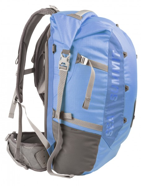 blue - Sea to Summit Flow Drypack 35 L