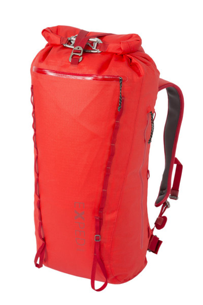 red - Exped Serac 35 S