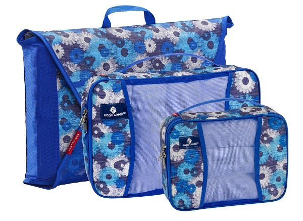 daisy chain blue - Eagle Creek Pack-It Original Starter Set