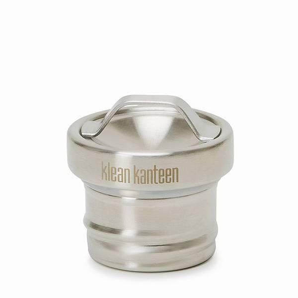 - Klean Kanteen All Stainless Edelstahl Deckel für Classic Flaschen brushed stainless