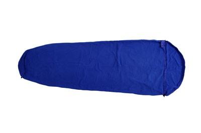 royalblau - Basic Nature Fleece Schlafsack