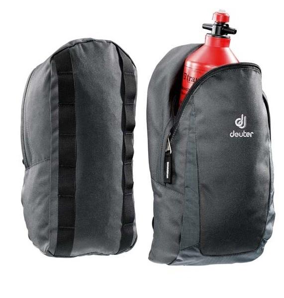 anthracite - Deuter External Pockets