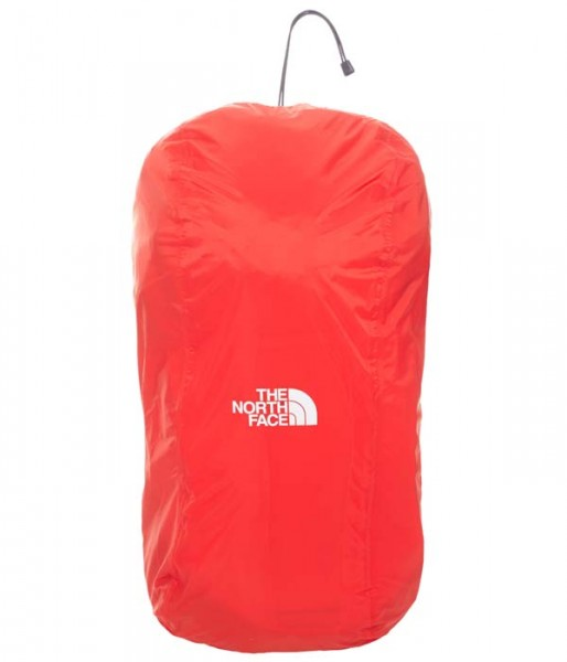 The North Face Pack Rain Cover red