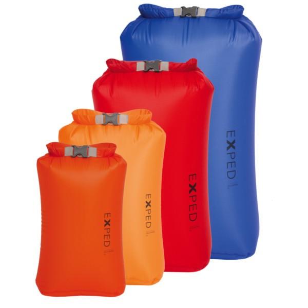 - Exped Fold Drybag XS-L UL 4er Pack