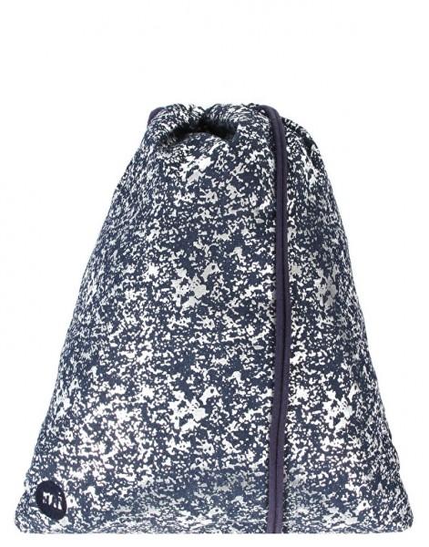 denim-splatter-indigo-silver - Mi-Pac Premium Kit Bag Kids
