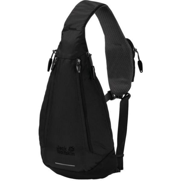 black - Jack Wolfskin Delta Bag