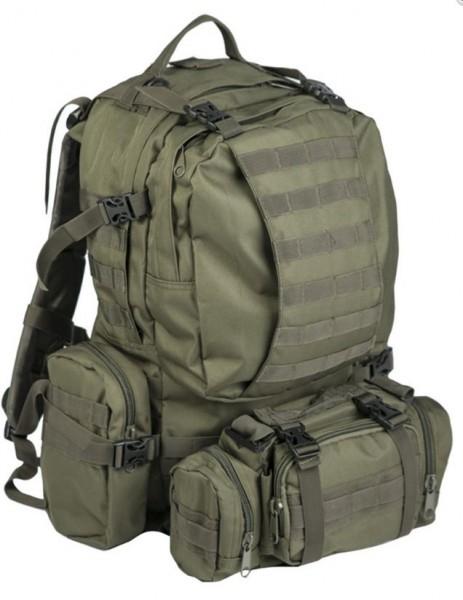 olive - Mil-Tec Defense Pack Assembly