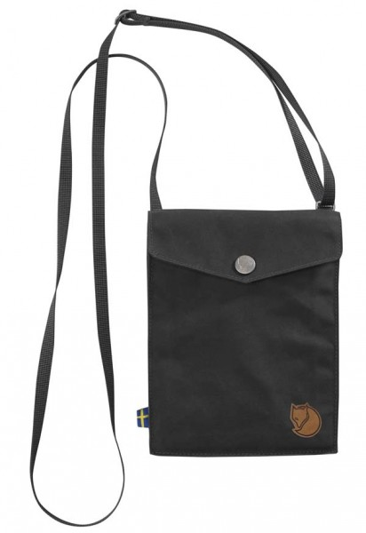 dark grey - Fjällräven Pocket