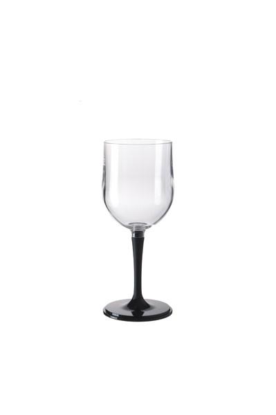 schwarz - Relags Outdoor Weinglas 340 ml