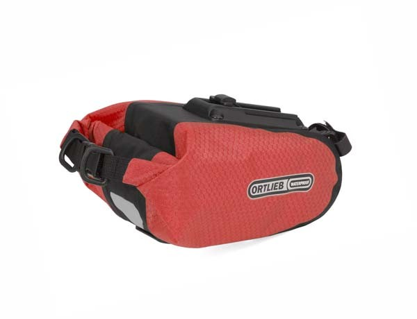 signalrot-schwarz - Ortlieb Saddle-Bag S