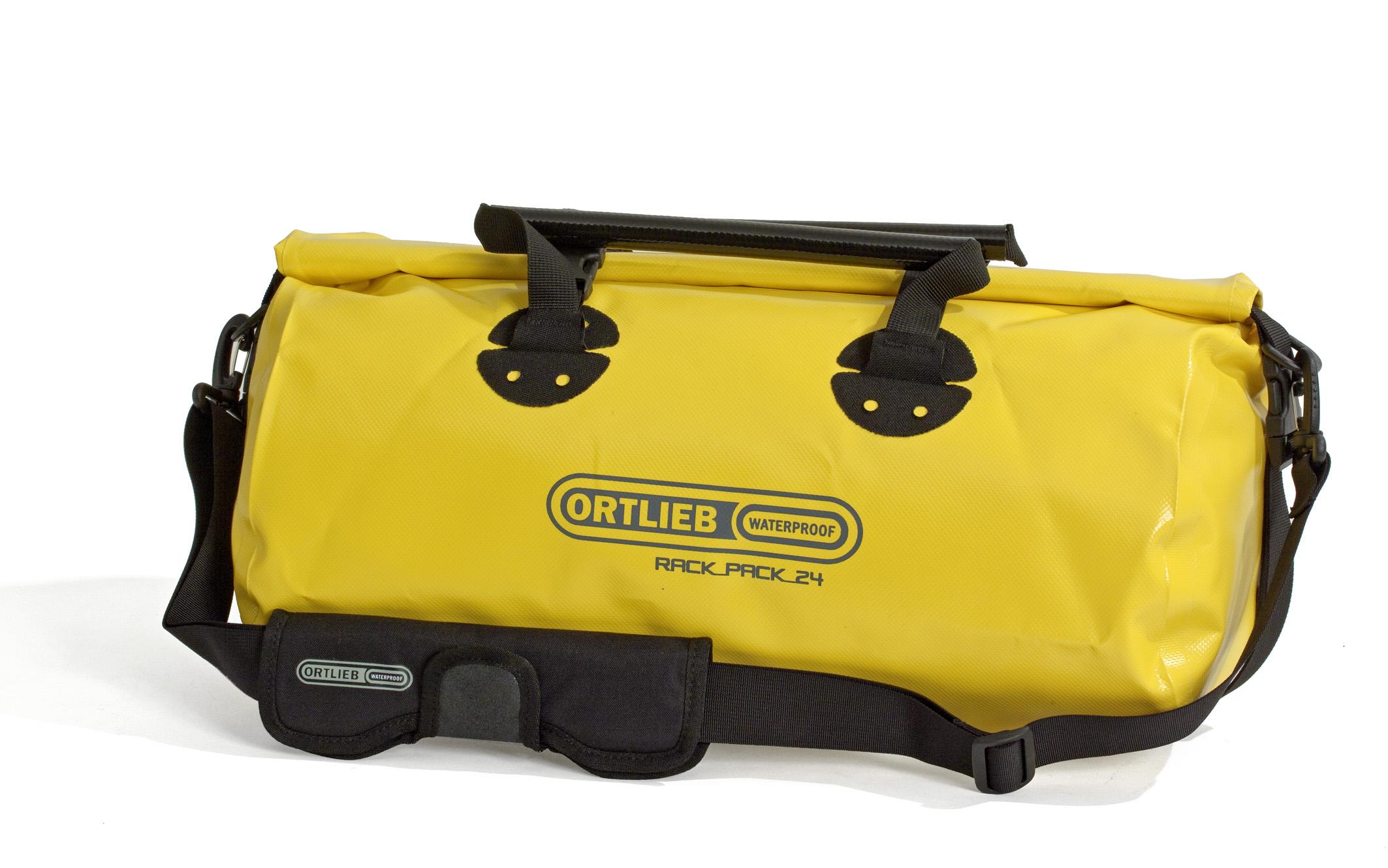 Ortlieb Rack-Pack S gelb S