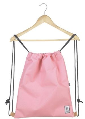 solid pink - The Pack Society Gymsack Classics