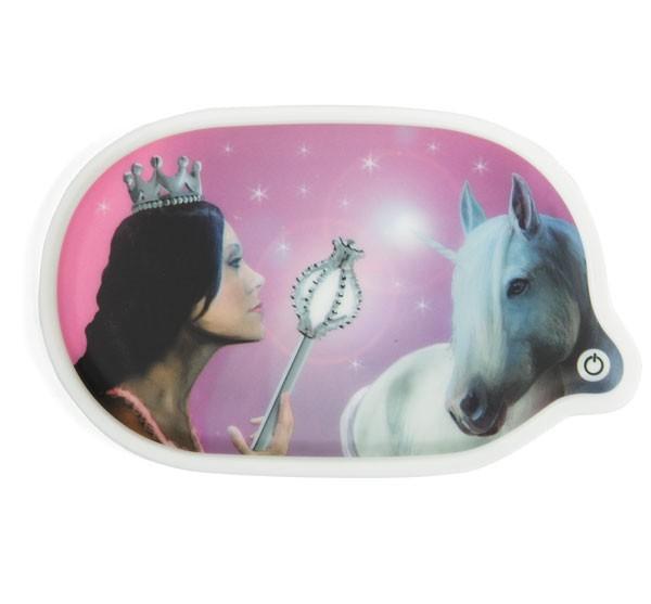 Prinzessin - ergobag LED-Klettie