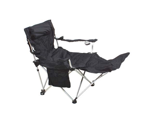 - Relags Travelchair Luxus schwarz