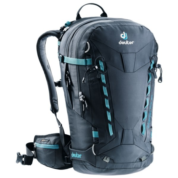 black - Deuter Freerider Pro 30