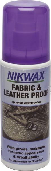 Nikwax Stoff und Leder Imprägnierung Spray 125 ml