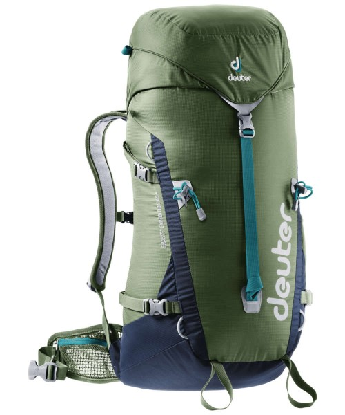 khaki-navy - Deuter Gravity Expedition 45+