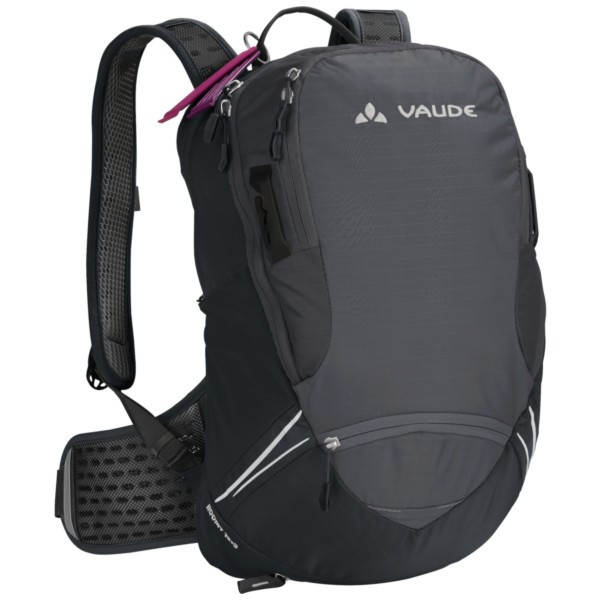 phantom black - Vaude Roomy 12+3