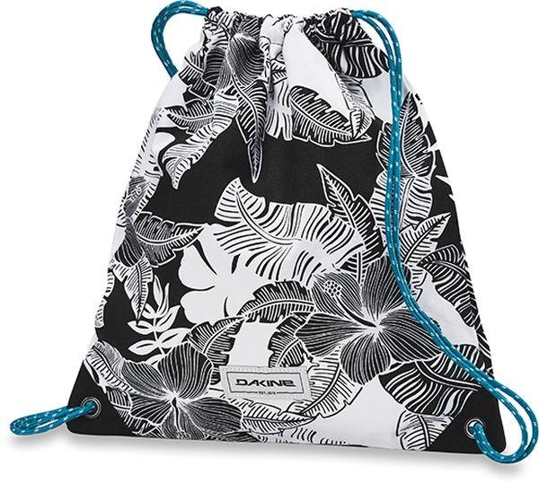hibiscus palm canvas - Dakine Paige 10L