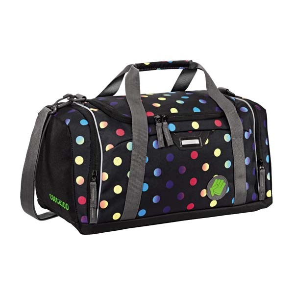 Magic Polka Colorful - Coocazoo SporterPorter