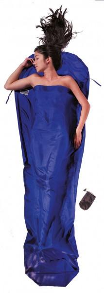 ultramarine blue - Cocoon Mummy Liner Seide