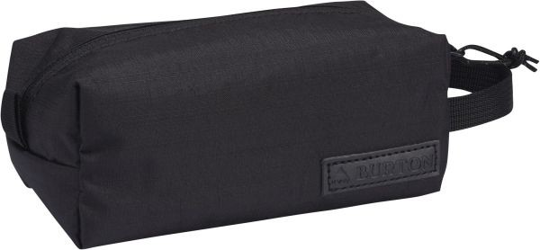 true black triple ripstop - Burton Accessory Case