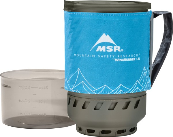 MSR WindBurner Zusatztopf 1.8 Liter