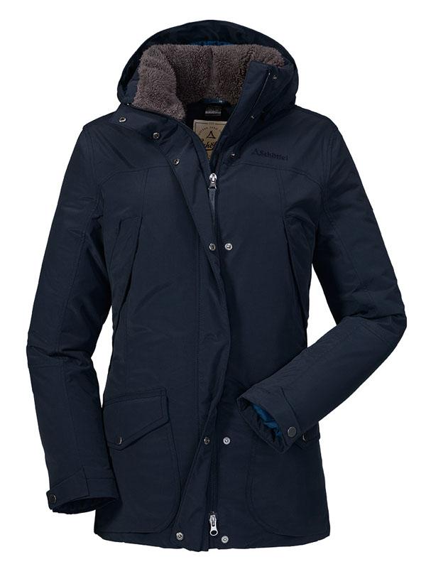 Schöffel Insulated Jacket Tingri navy blazer 36