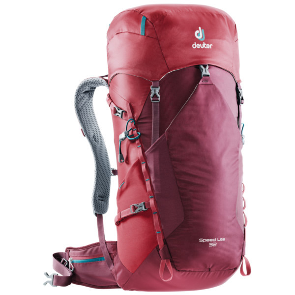 maron-cranberry - Deuter Speed Lite 32