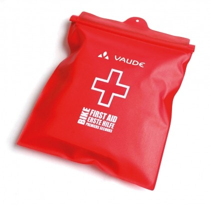 - Vaude First Aid Kit Bike Essential Waterproof red/white