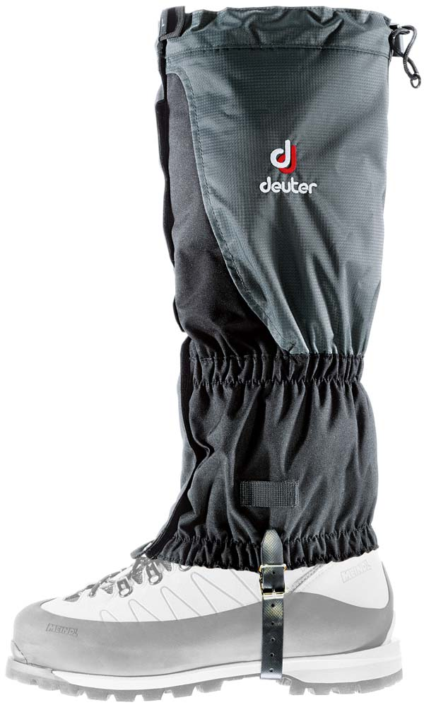 Deuter Altus Gaiter long granite-black M