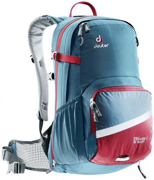 arctic-cranberry - Deuter Bike I Air EXP 16
