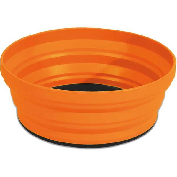 orange - Sea to Summit X-Bowl
