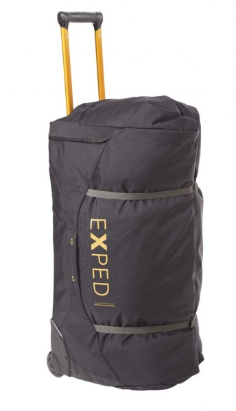black - Exped Galaxy Roller Duffle