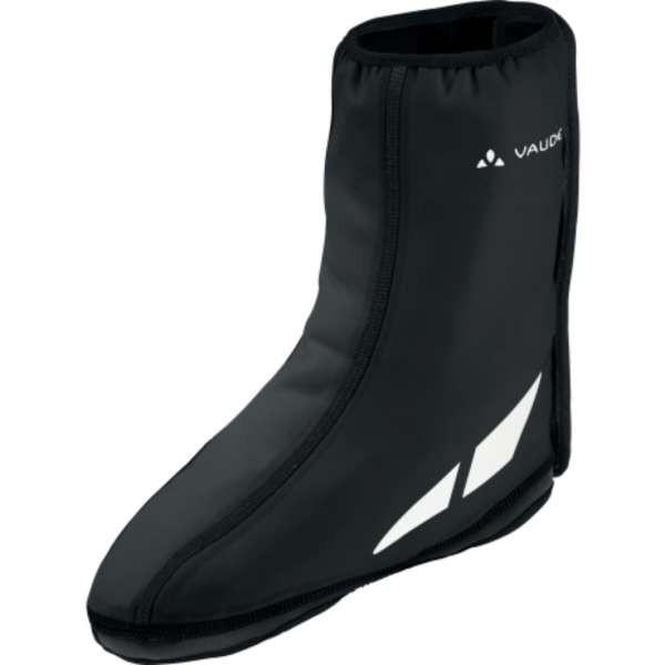 black - Vaude Shoecover Wet Light III