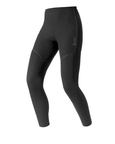black - Odlo Women Pants X-Warm