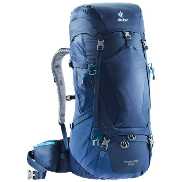 midnight-steel - Deuter Futura Vario 50 + 10