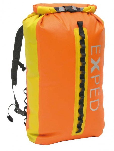 orange-yellow - Exped Work and Rescue Pack 50