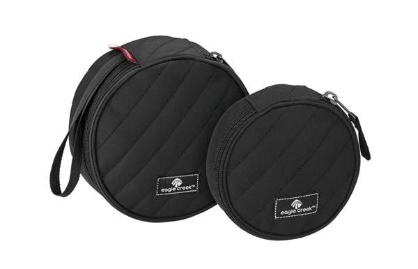 black - Eagle Creek Pack-It Quilted Circlet Set