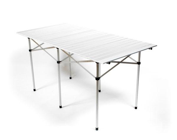 - Relags Travelchair Rolltisch, groß Tischfläche 140 x 70 cm