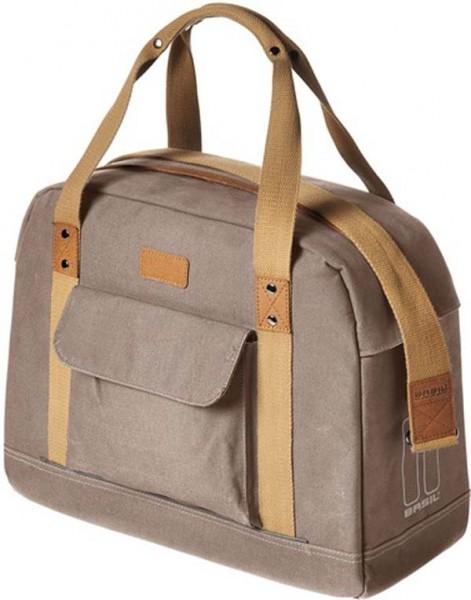 taupe - Basil Portland Business Bag Womens