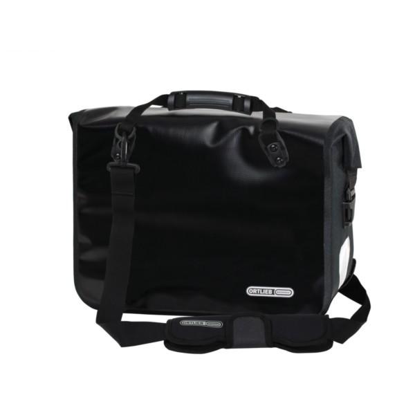 schwarz - Ortlieb Office-Bag L, QL3.1