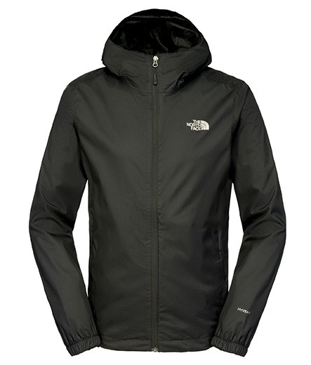 tnf black - The North Face M Quest Jacket