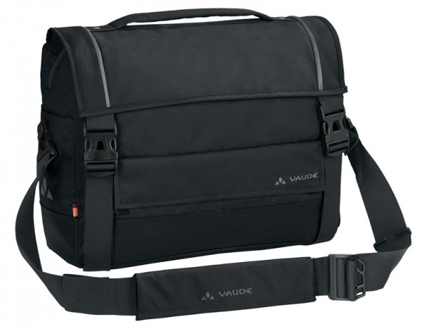 black - Vaude Cyclist Messenger L